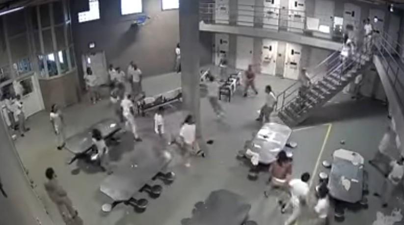 tuča u zatvoru
