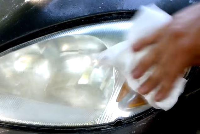 Čišćenje farova