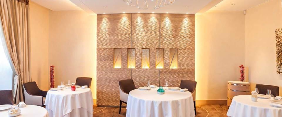 Restoran hotela De Vil
