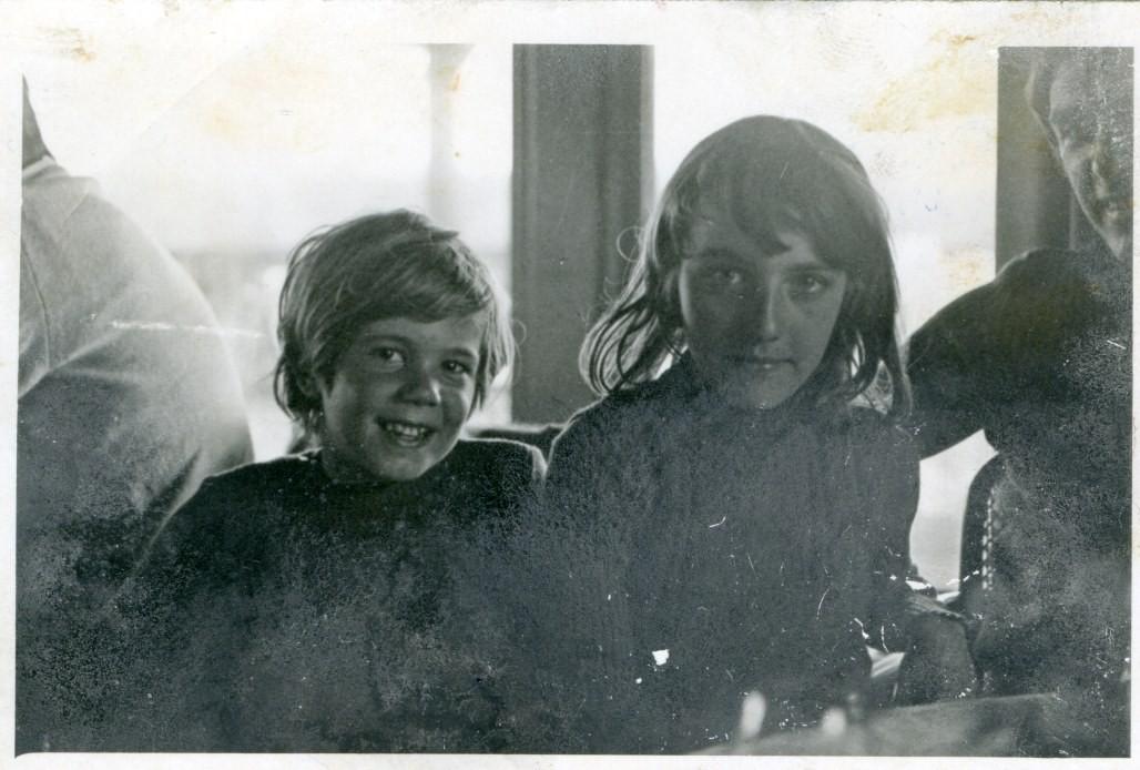 Ana Kapor i Žika Todorović