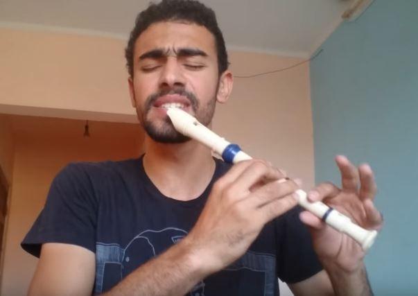 Blok flauta