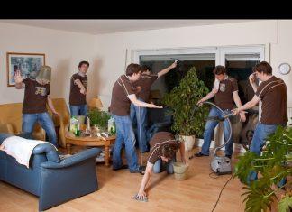 Čišćenje stana