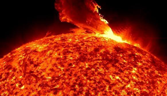 eksplozija na Suncu