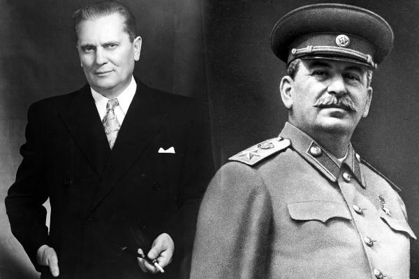 Tito i Staljin