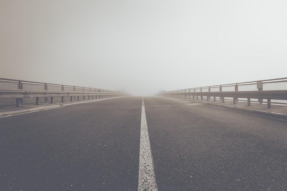 magla na putu