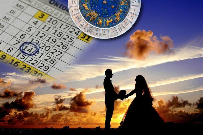 Astro venčanje