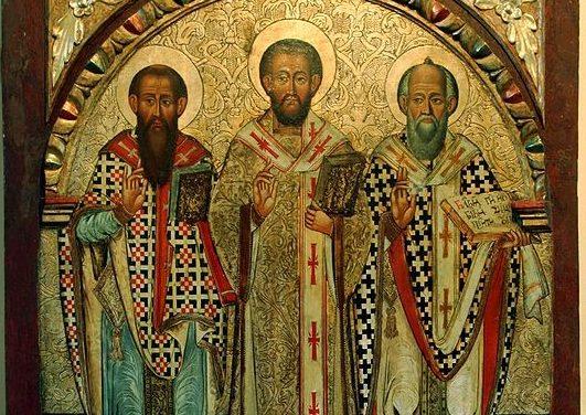 Sveta tri jerarha