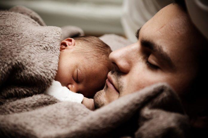 beba i otac