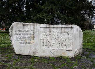 Spomenik predaje ključeva