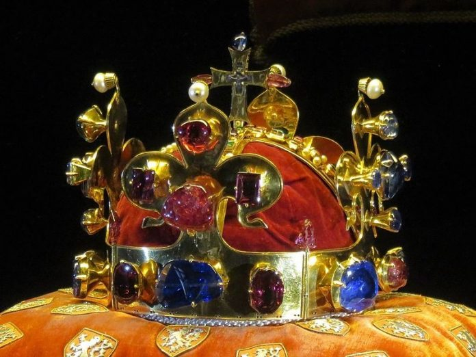 kruna svetok vaclava