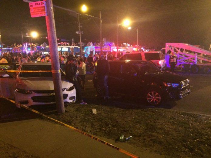 Nesreća u Nju Orleansu