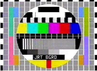 Test karta na JRT BGRD