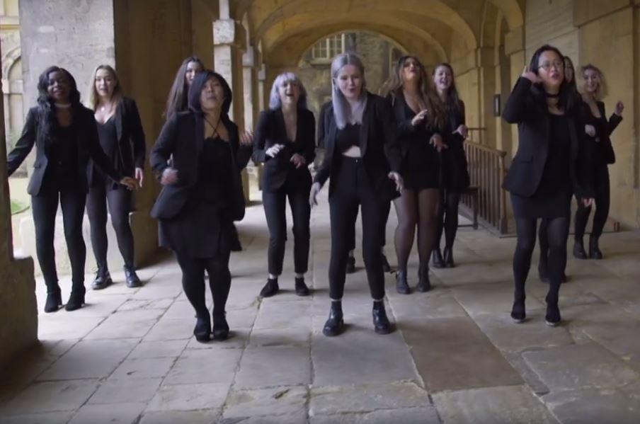 Oksfordske lepotice