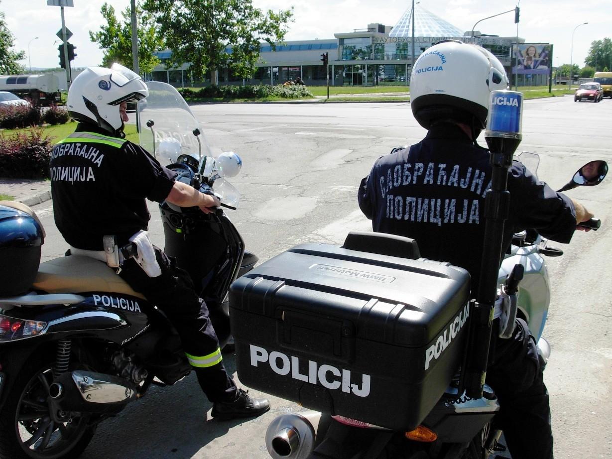 Saobraćajna policija