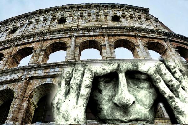 Stari Rim - glavobolja
