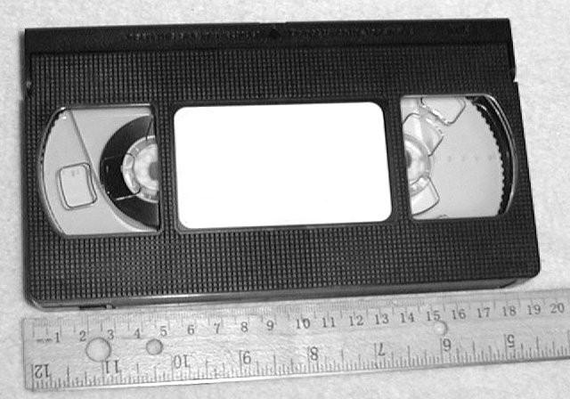 Vhs kaseta