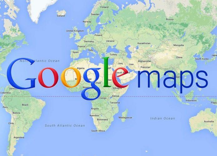 Gugl mape