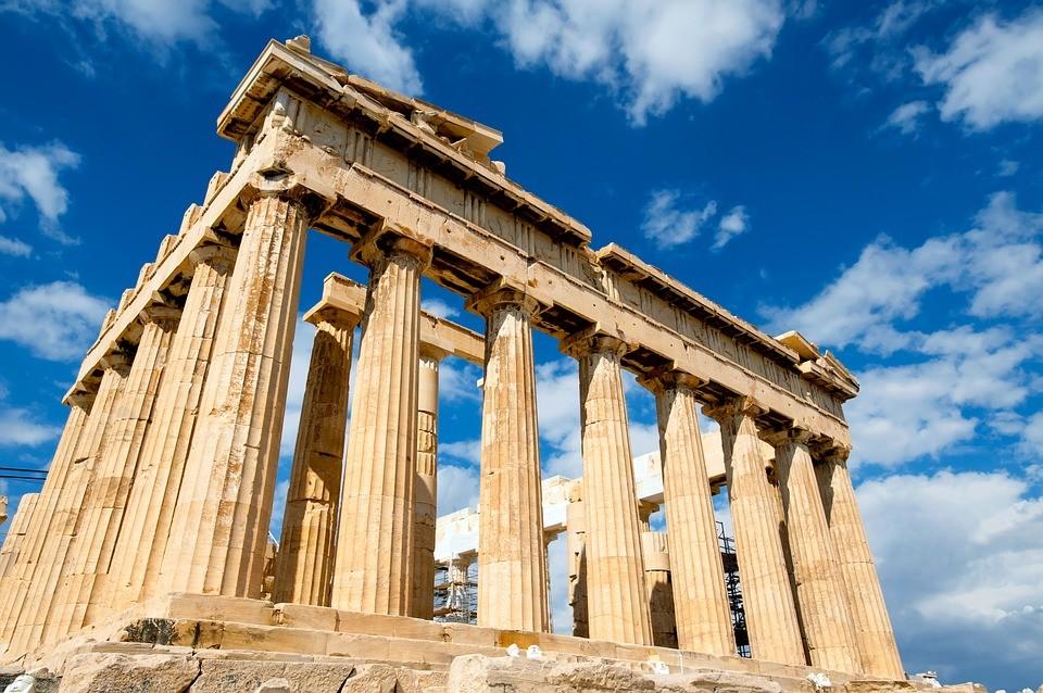 Partenon - stara Grčka