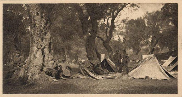 Srbi na Krfu