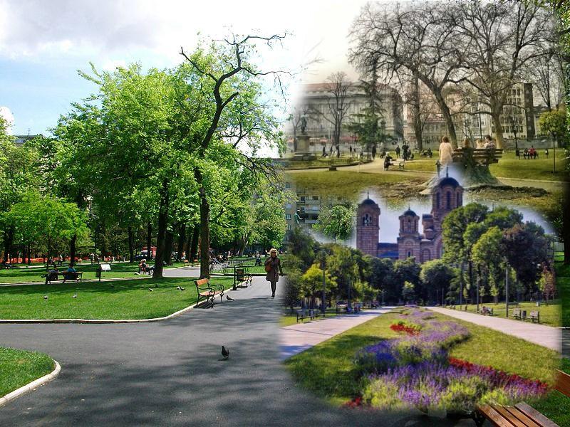 parkovi beograda