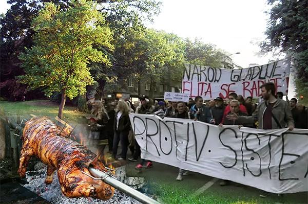 Prvomajski protest