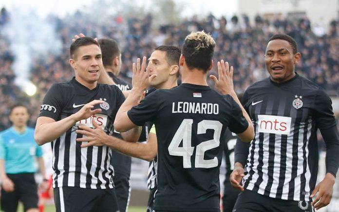 FK Partizan - Leonardo