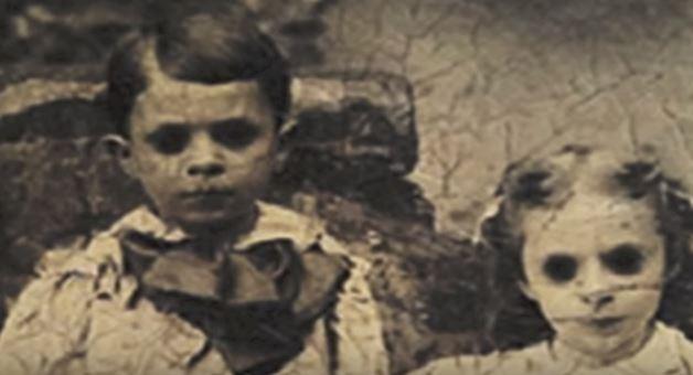 deca s crnim očima