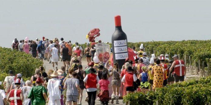 vinska trka