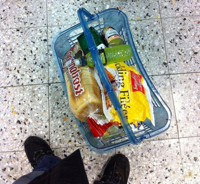 Korpa Supermarket Radnja