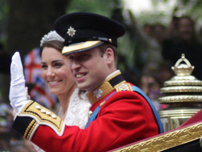 Princ Vilijam i Kejt Midlton