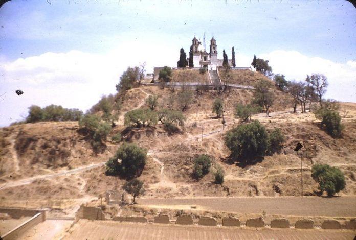 Piramida u Meksiku