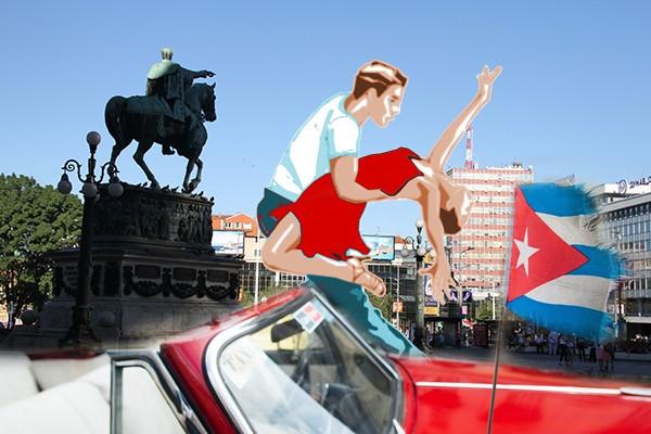 latino maraton u Beogradu