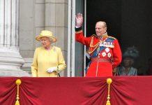 kraljica Elizabeta Druga i princ Filip