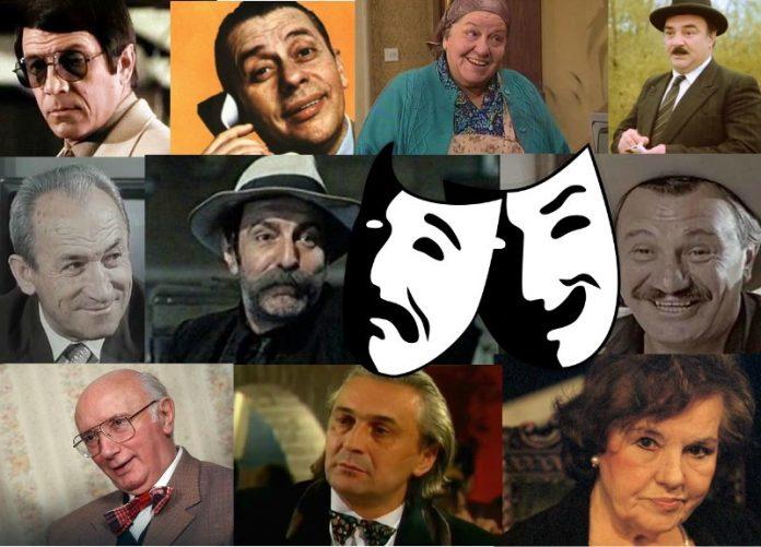 Glumci