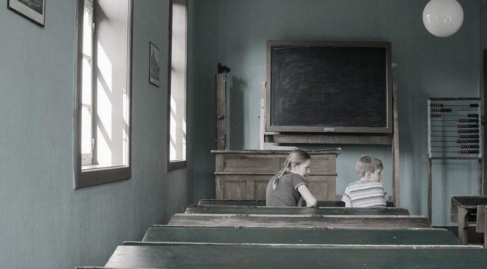 Škola nekada