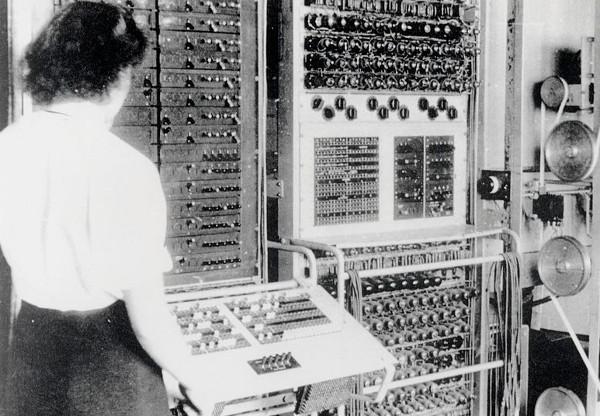 Kolos - istorija računara