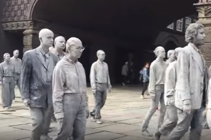 zombi protesti