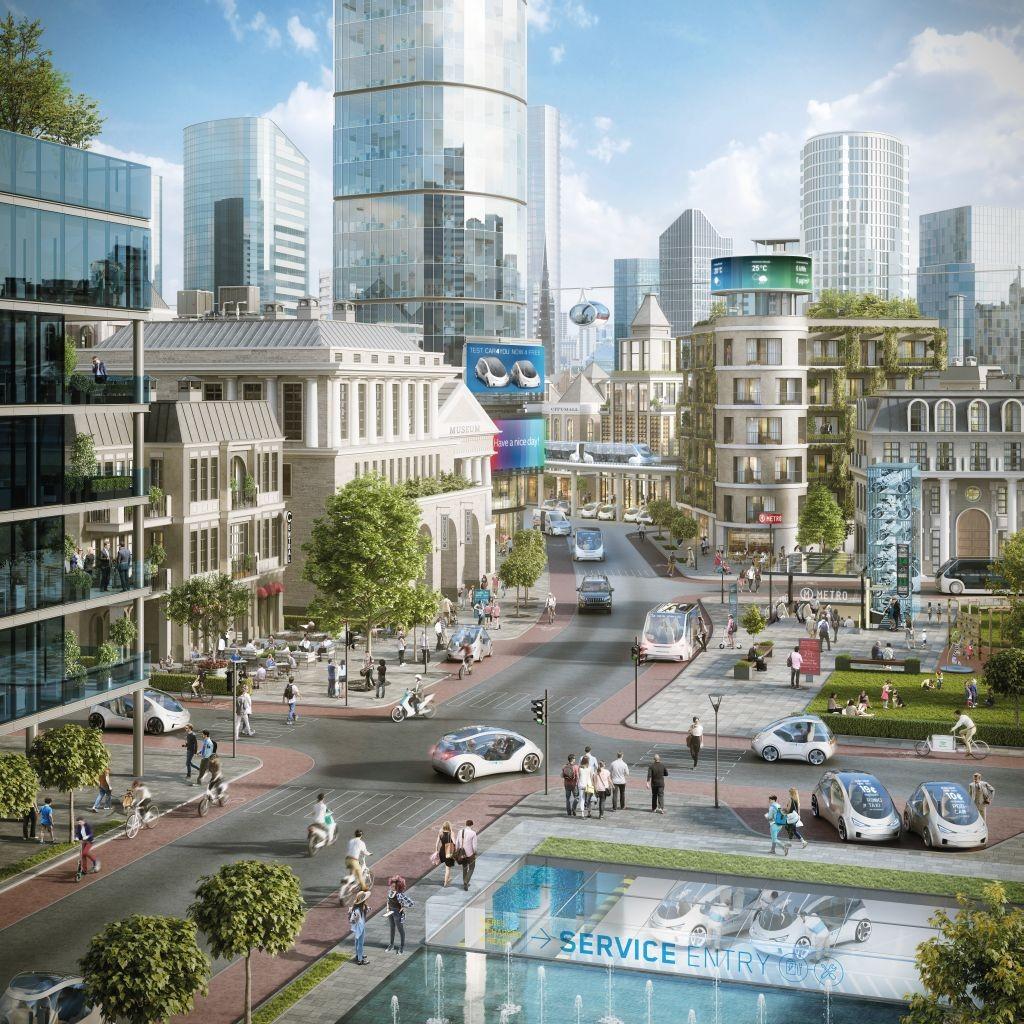 grad budućnosti