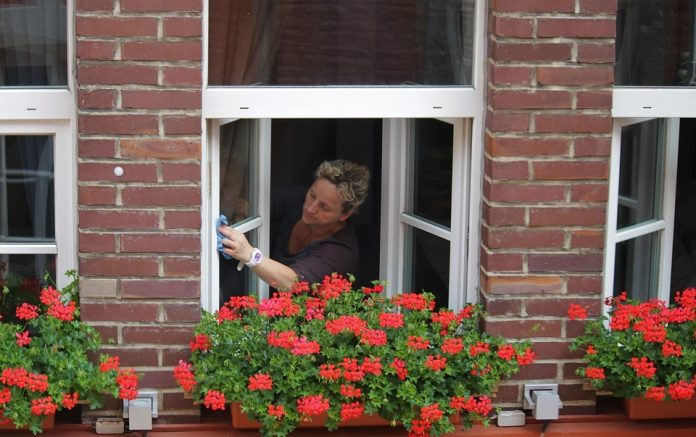 pranje prozora