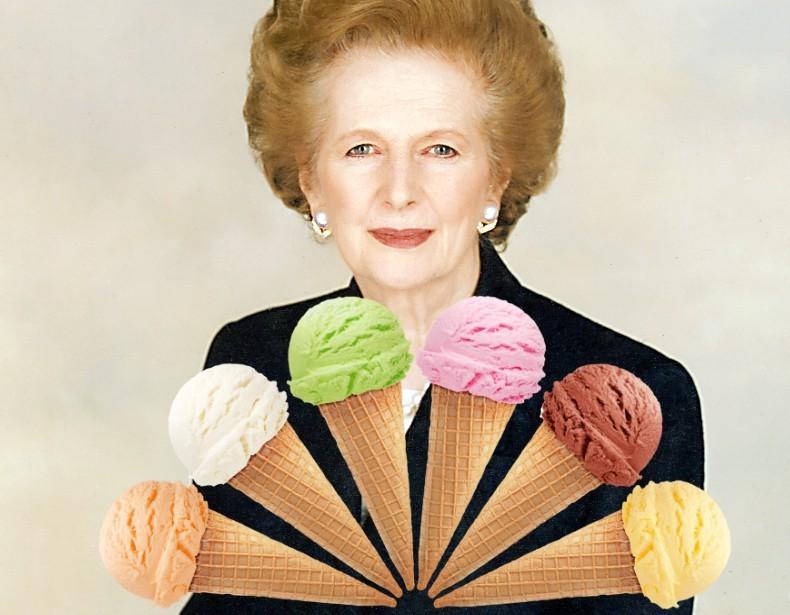 Tačer i sladoled