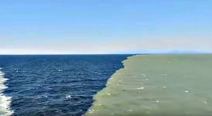 granica između atlantskog i tihog okeana