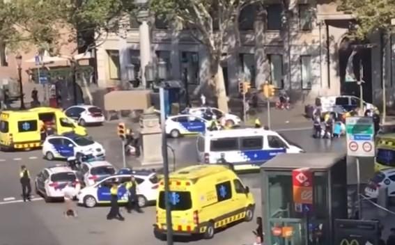 napad u Barseloni