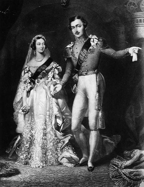 Viktorija i Albert