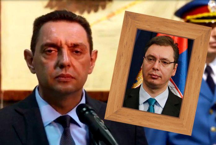 Vulin i Vučić