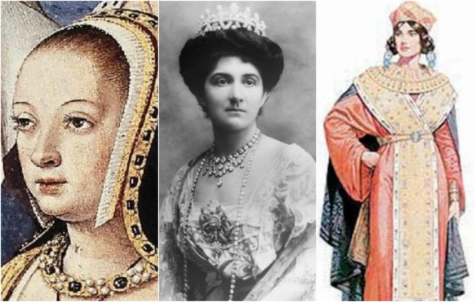 Srpske kraljice