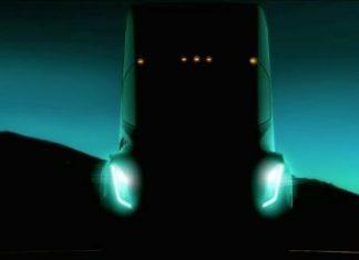 Tesla kamion