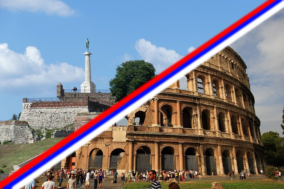 Beograd - Rim