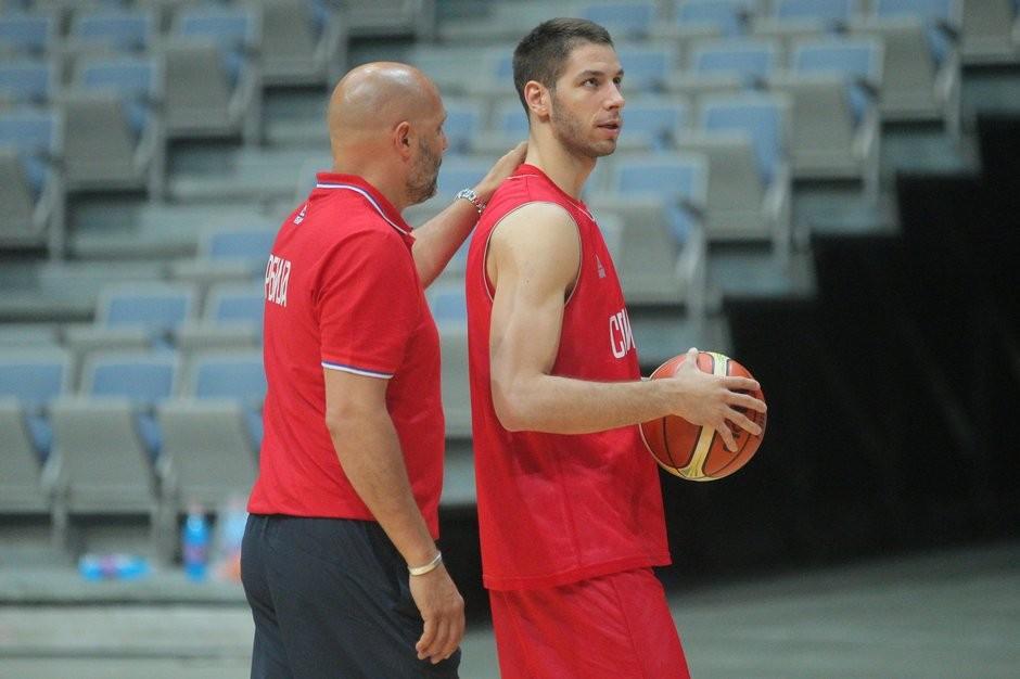 Saša Đorđević i Stefan Jović