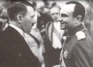 Adolf Hitler i knez Pavle Karađorđević