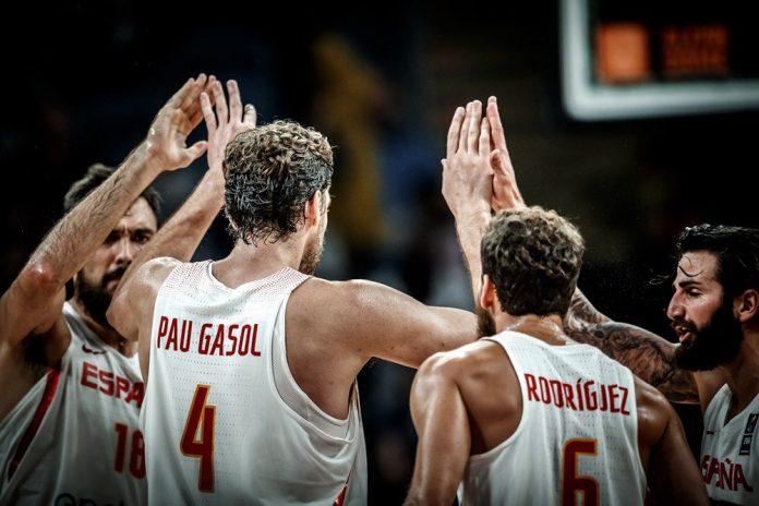 Španija - košarkaška reprezentacija